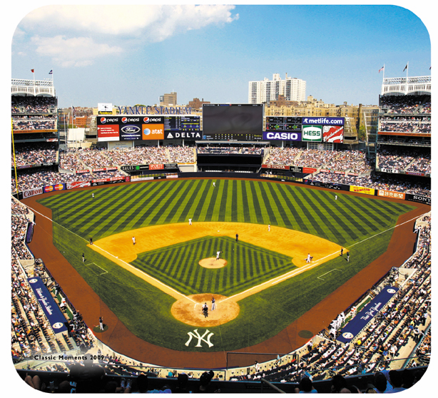 New Yankee Stadium Mouse Pad
