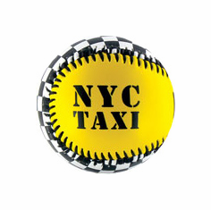 New York City NYC Taxi Baseball