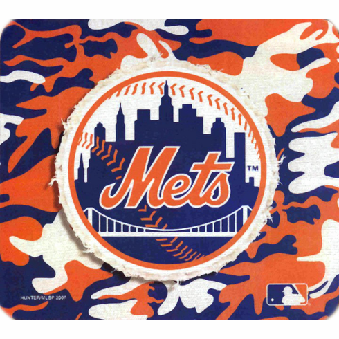 New York Mets<br>Camo Mouse Pad