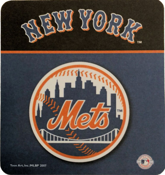 New York Mets Mouse Pad