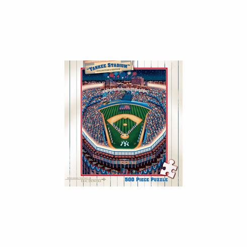 New York Yankee Stadium 500pc Puzzle