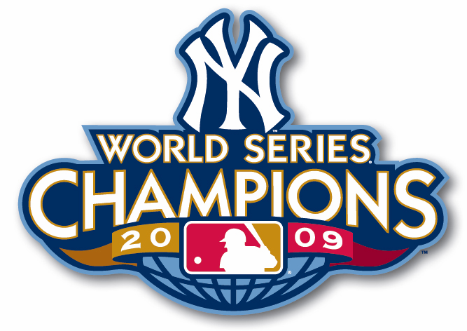 New York Yankees 2009 World Series Champions