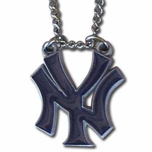 "New York Yankees 22"" Necklace"