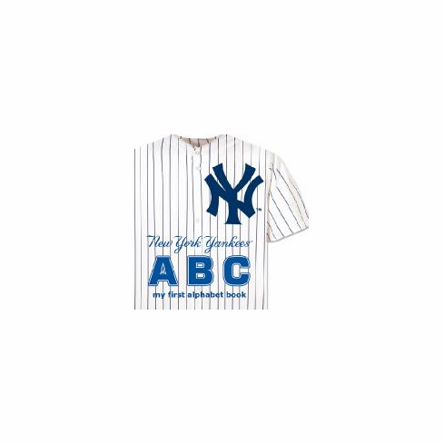 New York Yankees ABC My First Alphabet Board Book