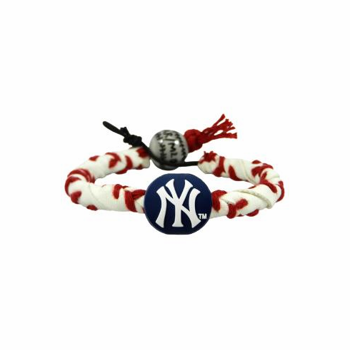 New York Yankees Frozen Rope Bracelet