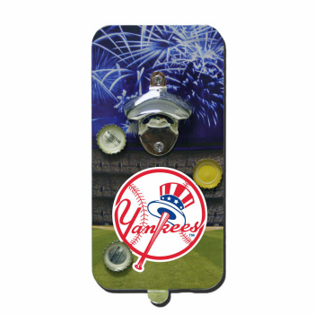 New York Yankees Magnetic Bottle Opener