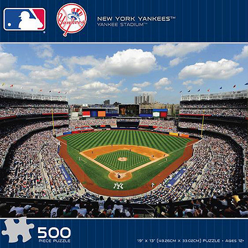 New York Yankees New Yankee Stadium 500pc Puzzle