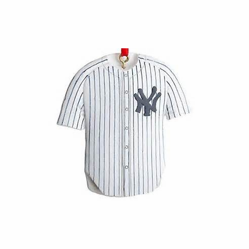 New York Yankees Personalized Jersey Ornament<br>LESS THAN 6 LEFT!
