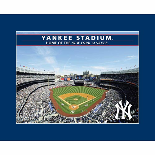 New York Yankees<br>Yankee Stadium 500pc Puzzle<br>ONLY 2 LEFT!