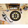 NHL Team Logo 27inch Round Hockey Puck Rugs