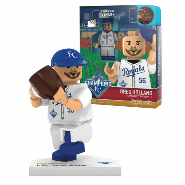 OYO Baseball Mini Figures