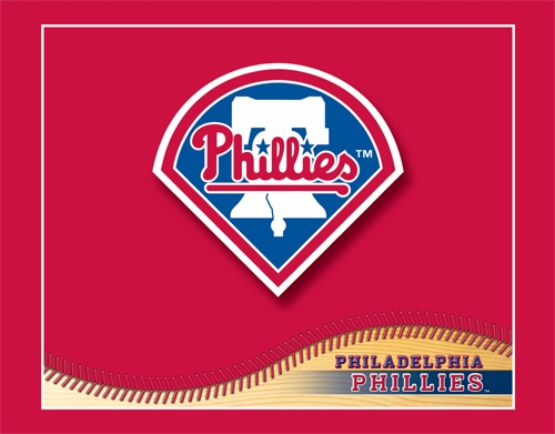 Philadelphia Phillies Boxed Notecards<br>ONLY 1 LEFT!