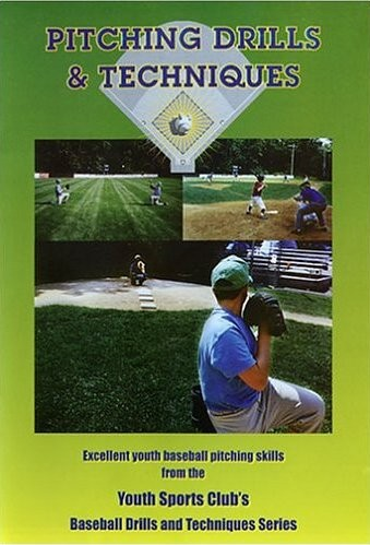 Pitching Drills & Techniques Baseball DVD
