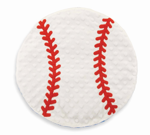 "Plush Baseball 14"" Cuddler"