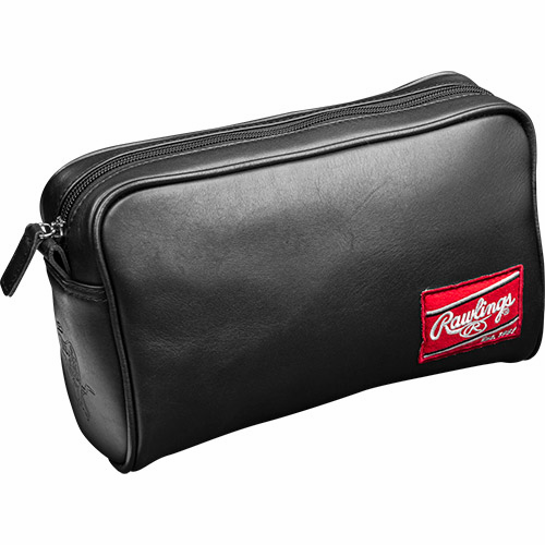 Premium Black Baseball Glove Leather Travel Kit by Rawlings<br>ONLY 2 LEFT!