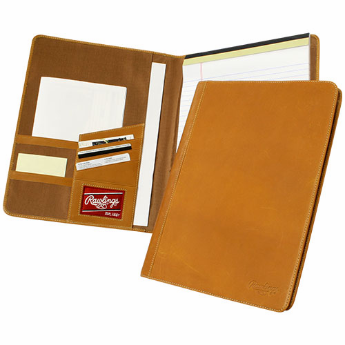 Rawlings Leather Portfolio - Premium Tan<br>ONLY 2 LEFT!