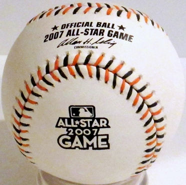 Rawlings 2007 All-Star Game Baseball<br>ONLY 4 LEFT!