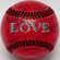Red Love Baseball