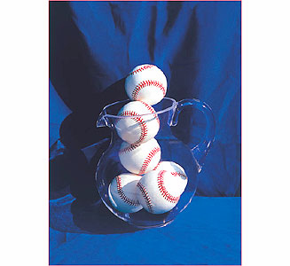 Relief Pitcher<br>Baseball Art Poster<br>ONLY 1 LEFT!