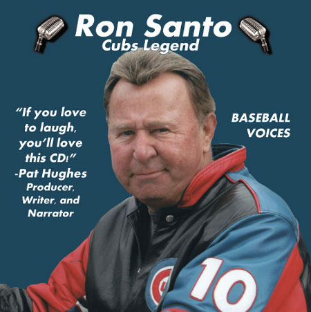 Ron Santo Cubs Legend CD