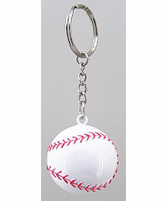 WEEKLY SPECIAL #3<br>Round Baseball Key Chain