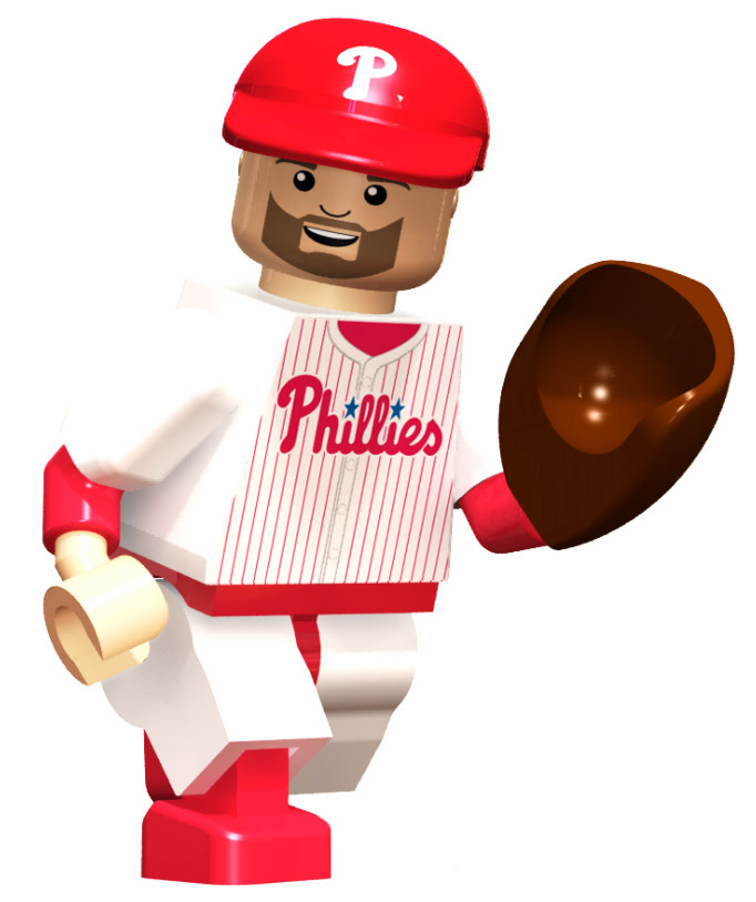 Roy Halladay Philadelphia Phillies OYO Mini Figure<br>ONLY 3 LEFT!
