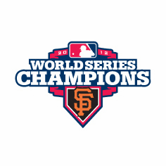 San Francisco Giants 2012 World Series Champions Merchandise