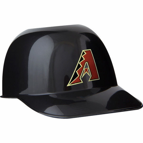 Set of 48 Arizona Diamondbacks 8oz Ice Cream Sundae Baseball Helmet Snack Bowls