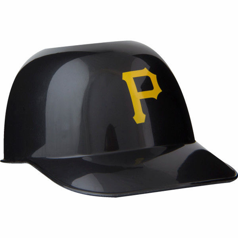 Pittsburgh Pirates 8oz Ice Cream Sundae Baseball Helmet Snack Bowls