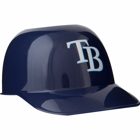 Set of 48 Tampa Bay Rays 8oz Ice Cream Sundae Baseball Helmet Snack Bowls