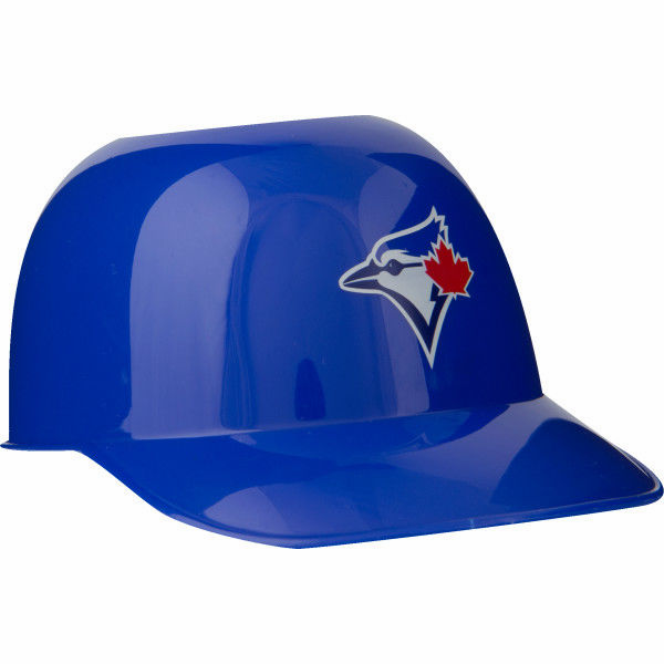 Set of 48 Toronto Blue Jays 8oz Ice Cream Sundae Baseball Helmet Snack Bowls