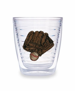 Set of Four 12 oz. Baseball Tumblers by Tervis<br>ONLY 4 SETS LEFT!