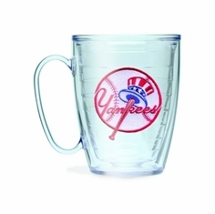 Set of Two 15 oz. Baseball Team Mugs by Tervis<br>ALL MLB TEAMS!