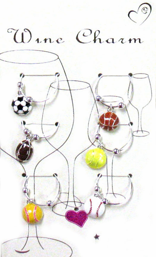Sports Wine Marker Set