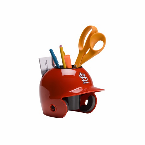 St. Louis Cardinals Baseball Helmet Desk Caddy<br>ONLY 6 LEFT!