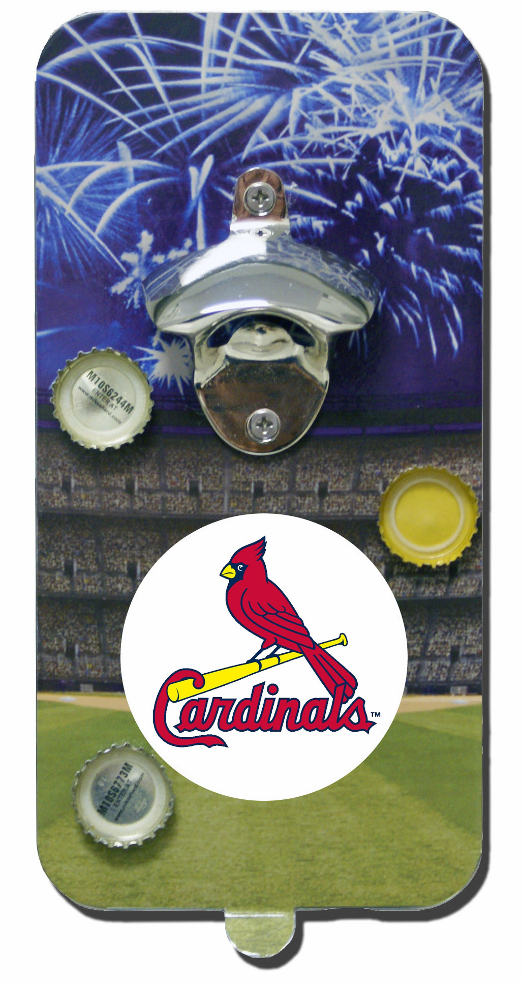 St. Louis Cardinals Magnetic Bottle Opener<br>ONLY 1 LEFT!