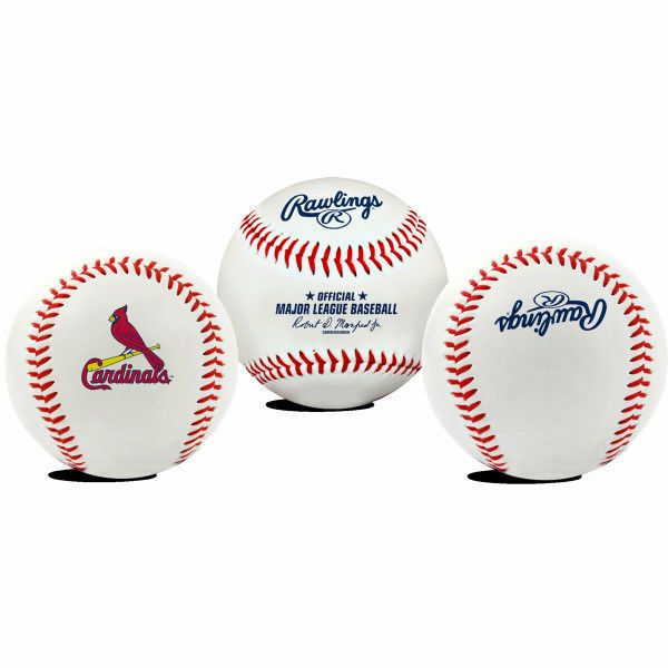 St. Louis Cardinals Team Logo MLB Baseball