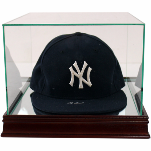 Steiner Baseball Hat / Cap Glass Display Case