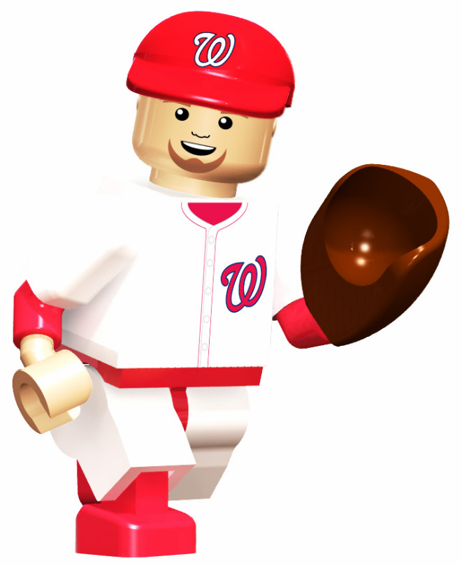 OYO SALE!<br>Stephen Strasburg Washington Nationals OYO Mini Figure