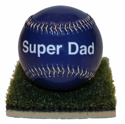 Super Dad Gloss Baseball