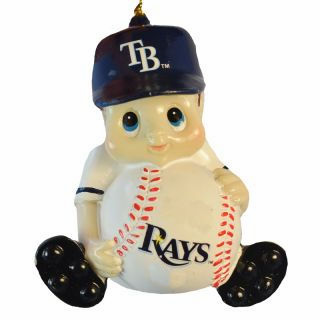 Tampa Bay Rays Lil' Boy Player Ornament<br>ONLY 6 LEFT!