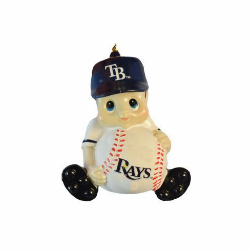 Tampa Bay Rays Lil' Boy Player Ornament<br>ONLY 5 LEFT!