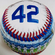 Thank You Jackie Robinson Limited Edition Baseball