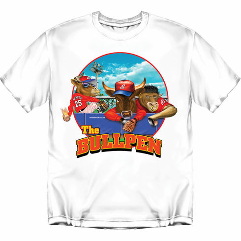 The Bullpen Youth Baseball T-Shirt