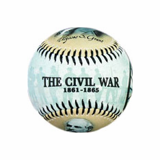 The Civil War 1861-1865 Baseball