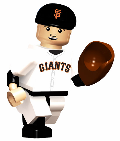 OYO SALE!<br>Tim Lincecum San Francisco Giants OYO Mini Figure