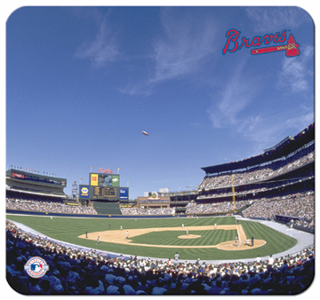 Turner Field Mouse Pad<br>ONLY 5 LEFT!