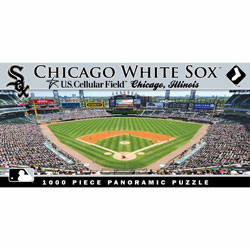 U.S. Cellular Field Chicago White Sox 1000pc Panoramic Puzzle<br>ONLY 7 LEFT!