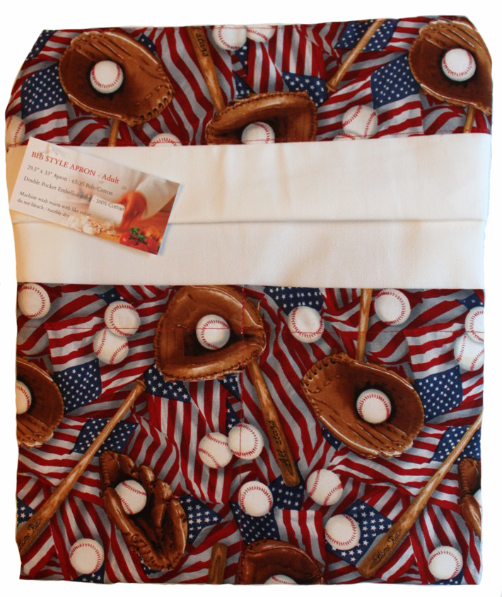 USA Baseball Apron
