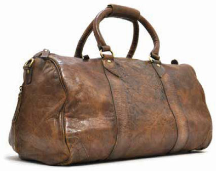 "Vintage Baseball Origins 19"" Duffle Bag by Rawlings<br>BROWN OR BLACK!"
